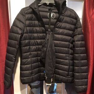 Save the duck puffer jacket !!!Firm